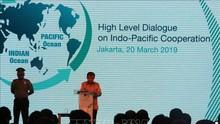 В Индонезии состоялся диалог на высоком уровне по сотрудничеству в Индо-Тихоокеанском регионе