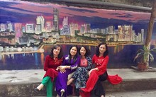 Murals change life in Hanoi's residential areas