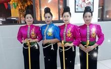 """Tang cau"", a special wedding ritual of the Black Thai"