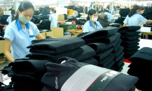 2018年における紡績縫製分門の試練と展望
