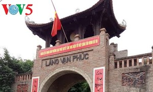Van Phuc, a village with a 1000-year silk weaving tradition