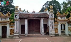 Ta Thanh Oai village boasts laureate tradition and literature