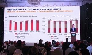 """""""2017年越南经济发展前景""""研讨会在胡志明市举行"""