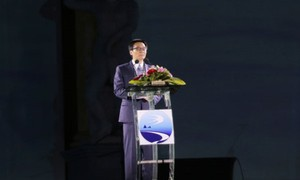 Eröffnung des Meeresfestival Nha Trang – Khanh Hoa 2017