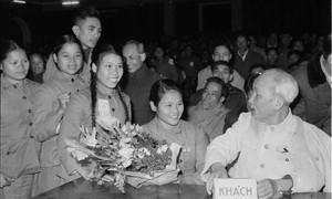 Memperhebat penelitian yang mendalam tentang Presiden Ho Chi Minh dan para pemimpin Partai Komunis