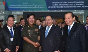Half century of Vietnam-Cambodia bonding