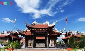 Pagoda-pagoda : Tonggak spiritualitas di kabupaten pulau Truong Sa
