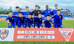 Memperkenalkan sepintas lintas tentang kelub-kelub sepak bola profesional Vietnam