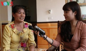 Tran Thi Hang, a role model in new rural development in Hung Yen province