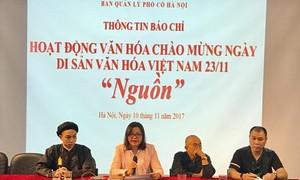 "Activities held in ""National Solidarity – Vietnamese Cultural Heritage"" Week"