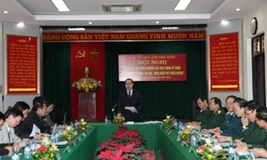 """Tổng kết 40 năm Chiến thắng """"Hà Nội-Điện Biên Phủ trên không"""""""