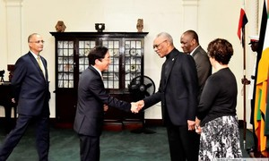 Cộng hoà Hợp tác Guyana mong muốn tăng cường quan hệ với Việt Nam