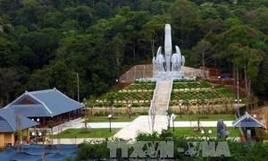 Historical relic of Vietnam-Laos special friendship