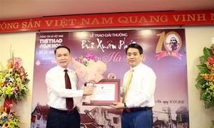 Bui Xuan Phai – For the Love of Hanoi Awards mark 10th year