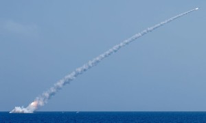 Russisches Militär greift IS-Stellungen in Syrien an