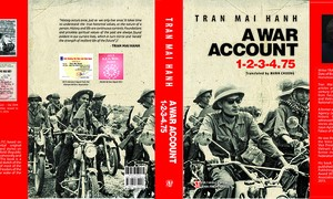 "Where to buy the English version of ""War Account 1-2-3-4-.75"" novel?"