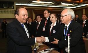 Vietnam, Thailand issue joint statement, affirming resolve to elevate ties