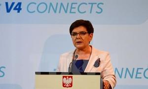 Премьер-министр Польши посетит Францию после двусторонней дипломатической напряженности