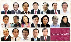 Во Вьетнаме назначены члены Политбюро и Секретариата ЦК КПВ 12-го созыва