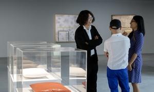 Le Centre d'art contemporain de Vincom