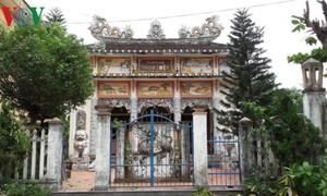 Les vestiges de la citadelle de Thanh Chiêm