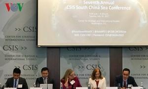 Hội thảo biển Đông thường niên lần thứ 7 được tổ chức tại Washington, Mỹ