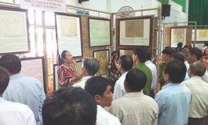 Triển lãm tuyên truyền về hai quần đảo Hoàng Sa, Trường Sa là của Việt Nam
