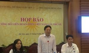 Khởi động LHP Việt Nam lần thứ 20: Nhân văn và hiện đại