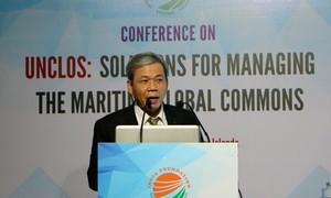 """อินเดียจัดการสัมมนา """"UNCLOS: มาตรการบริหารจัดการทะเลร่วมกัน"""""""