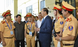 Le chef de l'Etat préside la répétition générale de la Semaine du Sommet de l'APEC