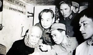 Ton Duc Thang, Vorbild über revolutionären Geist und volksnah