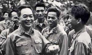 """Triển lãm ảnh """"Đại tướng Võ Nguyên Giáp – Người Anh Cả của quân đội nhân dân Việt Nam"""""""