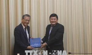 Kota Ho Chi Minh menginginkan agar Jepang memperhebat investasi pada industri, pertanian dan pariwisata