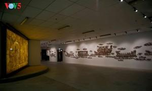 Der einzigartige zeitgenössische Kunstraum im Parlamentsgebäude
