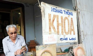 Tuong Chuc village, a lock repair village in Hanoi