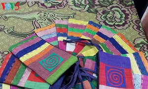 Can Ty brocade weaving village