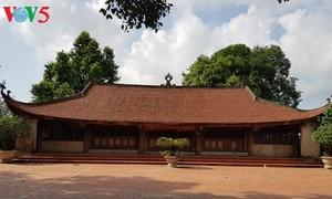 国の遺跡・トゥンクン( Thuong Cung) 村の集会所「ディン」