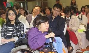 Viet Nam menyambut Hari Kaum Difabel Internasional