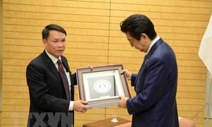 Làm sâu sắc hơn nữa mối quan hệ Nhật Bản - Việt Nam
