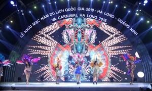 Lễ Bế mạc Năm Du lịch quốc gia 2018- Hạ Long – Quảng Ninh