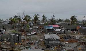 Đại sứ quán  Việt Nam tại Mozambique xác nhận chưa có người Việt bị ảnh hưởng bởi cơn bão Idai