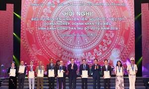 Ông Nguyễn Đức Cường, công dân Ưu tú Thủ đô 2018