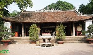 Và temple dedicated to Saint Tan Vien