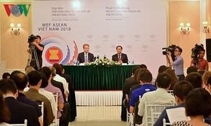 WEF ASEAN 2018 helps raise Vietnam's global profile