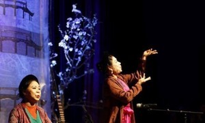Classical theatre embraced by young Vietnamese