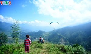 Hanoi Paragliding, hogar de los apasionados del parapente