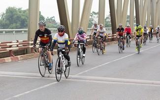 Езда на велосипеде – новый тренд вьетнамской молодежи