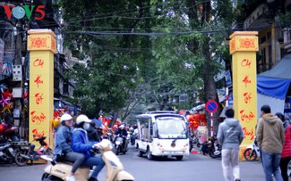 Hanoi vibes in the lead up to Tet