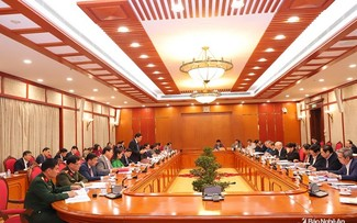 Nghe An province encouraged to take the lead in development