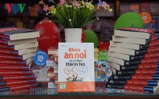 6th Vietnam Book Day opens in Hanoi